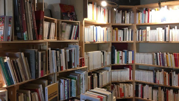 La lecture, un bon moyen de rompre l'isolement en période de confinement. Photo d'illustration. (GUILLEMETTE FRANQUET / FRANCE-BLEU SAINT ETIENNE LOIRE)