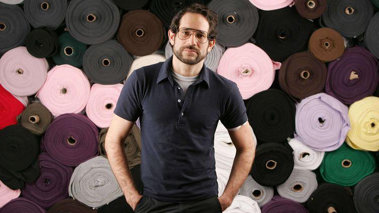 Dov Charney, cofondateur d'American Apparel, a été débarqué, le 18 juin 2014. (DAN TUFFS / SIPA)