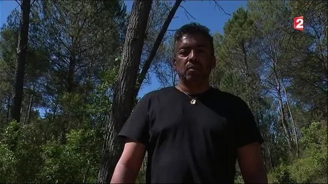Le témoignage d'un homme frappé par la foudre