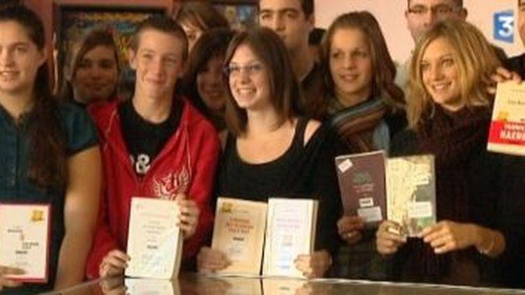Goncourt des lycéens, la dernière ligne droite  (Culturebox)