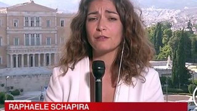 Accord : les Grecs dans la rue contre les mesures d'austérité