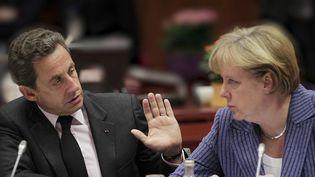 Allemagne : Angela Merkel, la chancelière aux quatre présidents français (France 2)