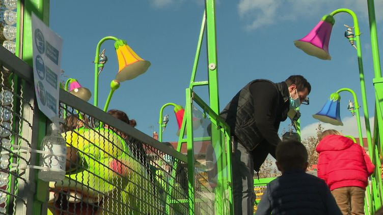 La fête foraine du Puy-en-Velay n'a pas été annulée (France Télévisions)