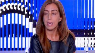 Faïza Guène. (FRANCEINFO)