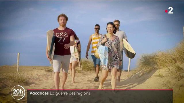 Vacances : la guerre des régions pour séduire les Français