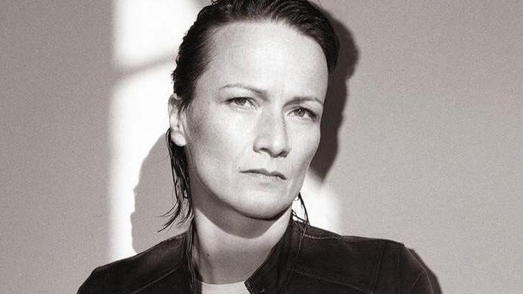 L'Allemande Yolanda Zobel, Directrice Artistique de la maison Courrèges jusqu'en janvier 2020 (Courtesy of Courrèges)