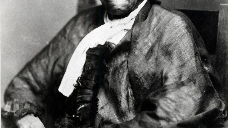 Le portrait d'Harriet Tubman, militante abolitionniste, devait remplacer celui du président esclavagiste Andrew Jackson. (ANN RONAN PICTURE LIBRARY / AFP)