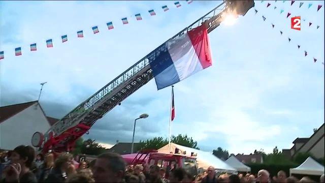 Vulaines-sur-Seine : les victimes des inondations remercient les pompiers pour leur bal
