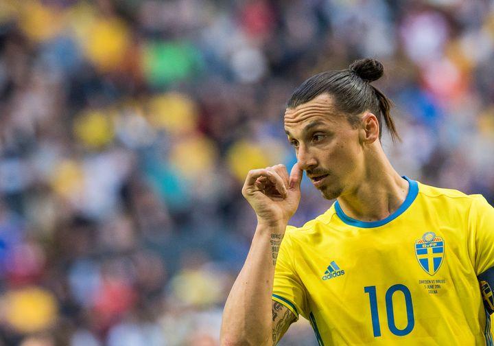 Zlatan Ibrahimovic, l'atout suédois