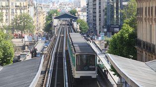 La station Passy, sur la ligne 6. (MAXPPP)