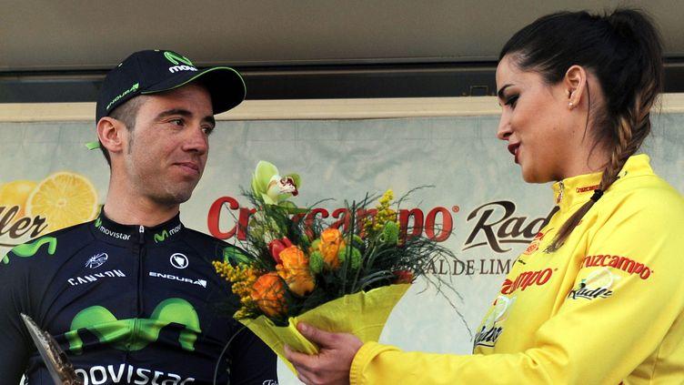 Javier Moreno (Movistar) (CRISTINA QUICLER / AFP)