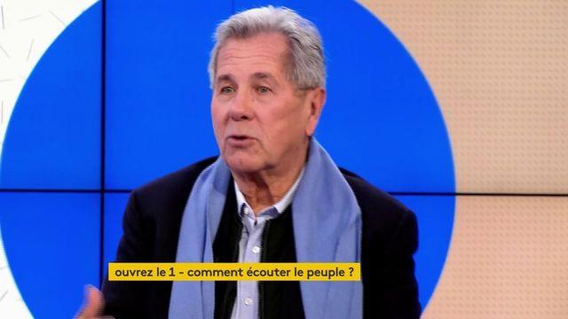 VIDEO. C'est quoi l'ochlocratie ? : la réponse de Jean-Louis Debré, ancien président du Conseil constitutionnel