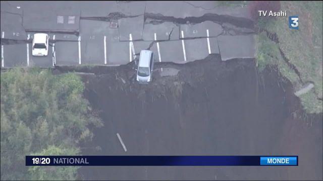 Japon : un deuxième séisme en 48 heures