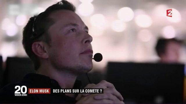 Elon Musk : le milliardaire à la conquête de l'espace
