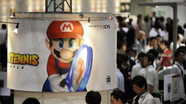 Le célèbre Mario semble s'essoufler. (AFP)