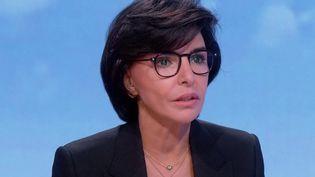 """Présidentielle 2022 : pour Rachida Dati, """"la gauche est disqualifiée politiquement"""" (FRANCE 2)"""