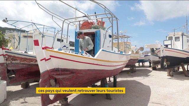Covid-19 : ces pays qui cherchent à séduire les touristes et préparent le retour à la vie normale