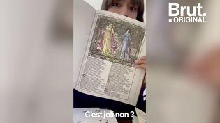 VIDEO. Les conseils de Clara Luciani pour s'occuper pendant le confinement (BRUT)