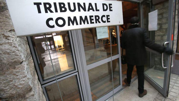 """(Les juges des tribunaux de commerce ont décidé de stopper toute activité juridictionnelle à partir du 11 mai, estimant avoir été """"traités avec dédain et arrogance"""" par Bercy au sujet d'une disposition de la loi Macron.  © Maxppp)"""