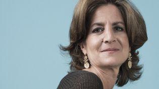La romancière Pauline Dreyfus  (JF Paga pour Grasset)
