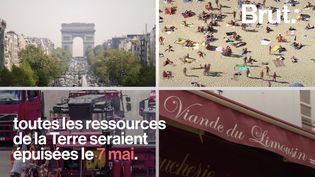 VIDEO. Le Qatar, la Suède, la France... À chaque pays son jour du dépassement (BRUT)