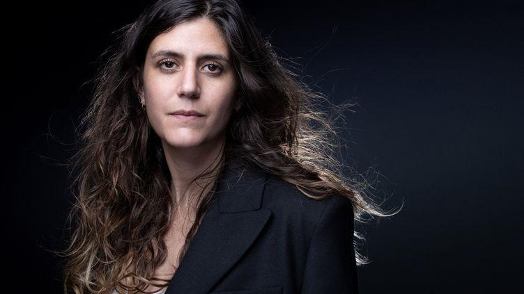 Joana Balavoine, le 1er septembre 2021. (JOEL SAGET / AFP)