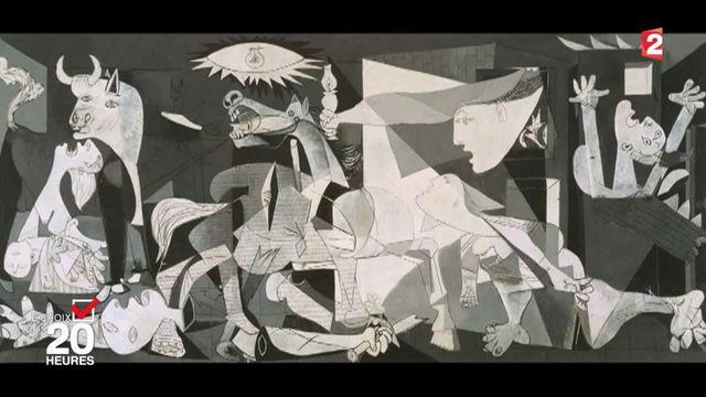 Guernica, une toile universelle