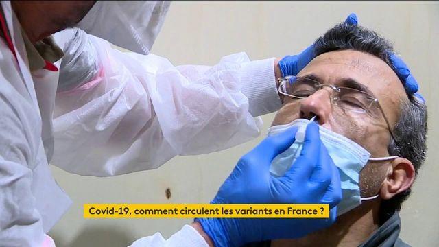 Bordeaux : plusieurs dizaines de personnes touchées par un nouveau variant du Covid-19