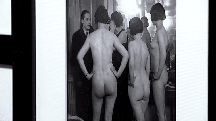 Un cliché de Brassai aux Promenades photographiques de Vendôme  (France3/culturebox/capture d'écran)