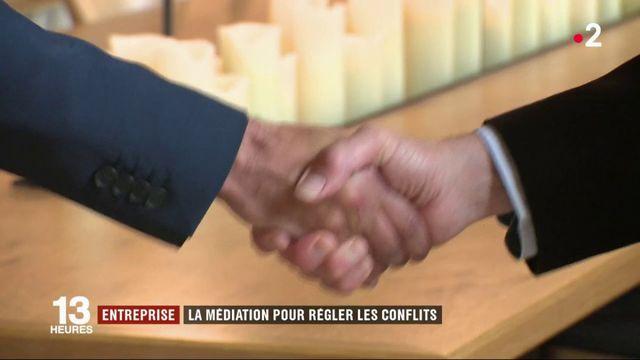Entreprise : la médiation pour régler les conflits