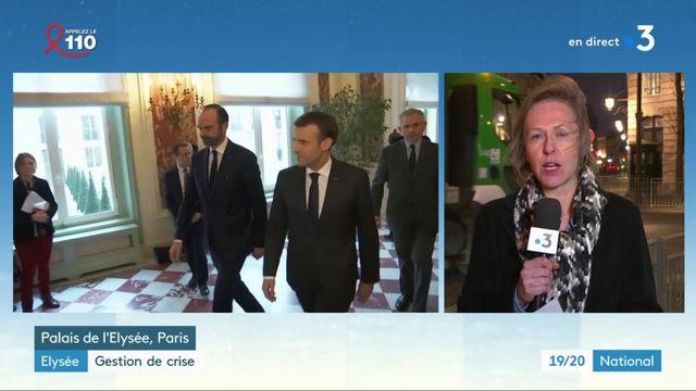 Attaques terroristes dans l'Aude : la gestion de crise du gouvernement