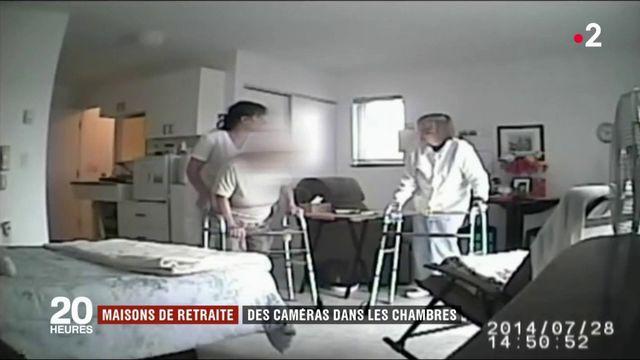 Maltraitance dans les Ehpad : le Québec autorise les caméras dans les chambres