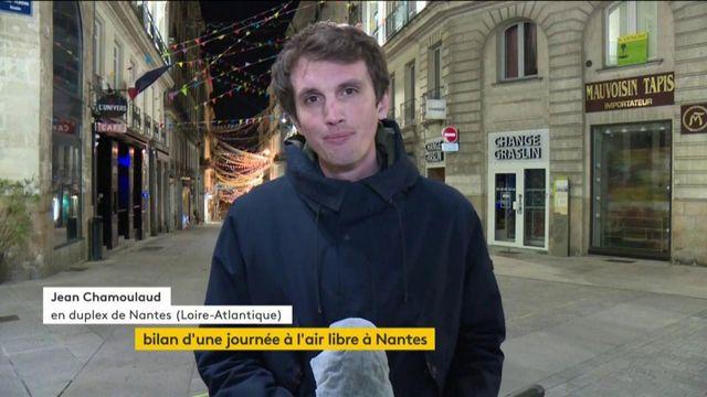 Loire-Atlantique : déconfinement prudent à Nantes