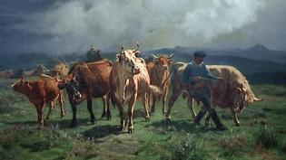 Domestiques, sauvages ou de la ferme, l'homme a toujours représenté les animaux dans tous les courants de l'histoire de l'art  (DR / Musée des Beaux-Arts de Pau)