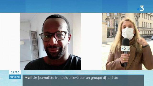 Mali : un journaliste français enlevé par un groupe djihadiste