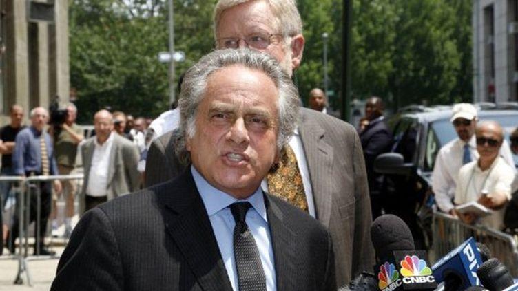 Benjamin Brafman ne conseille pas à DSK de raconter ce qui s'est passé dans la chambre. (AFP)