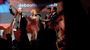 Kad Merad (Philippe Rickwaert), François Morel (Vidal) dans Baron Noir Saison 3 (Aurélien Faidy / KWAI / CANAL+)