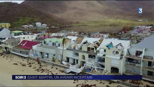 Saint-Martin : un avenir incertain