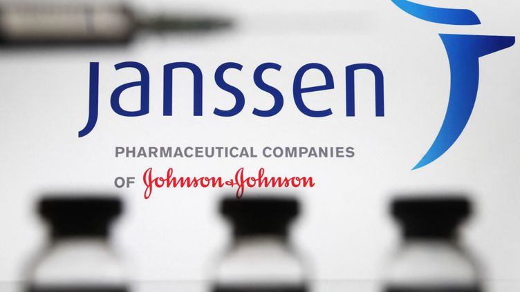Le vaccin contre le Covid-19 du laboratoireJohnson &Johnson, le 13 janvier 2021. (STR / NURPHOTO / AFP)
