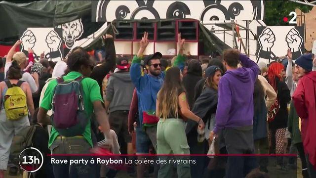Isère : une rave-party provoque l'exaspération des habitants