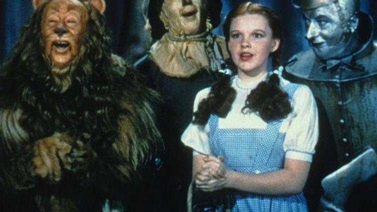 """Judy Garland dans """"Le Magicien d'Oz"""" (1939)  (Kobal / The Picture Desk / AFP)"""
