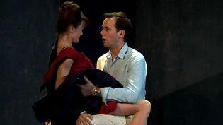 "Benjamin Laverhne dans ""La Ronde""  (France 3 / Culturebox)"