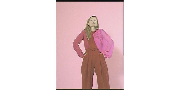 Collection Story#2 de Schiaparelli : le jumpsuit  (Sharna Osborne)