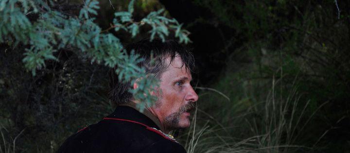 "Viggo Mortensen dans ""Jauja"" de Lisandro Alonso.  (Arte)"
