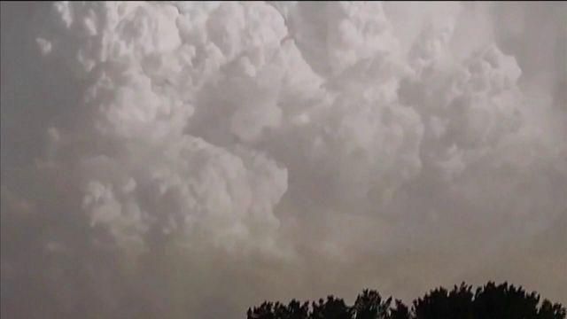 L'Australie en proie maintenant aux orages de feu