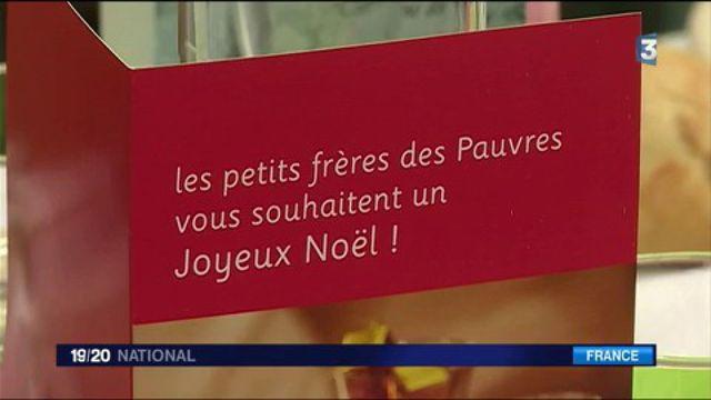 Solidarité : le réveillon des petits frères des Pauvres à Dijon