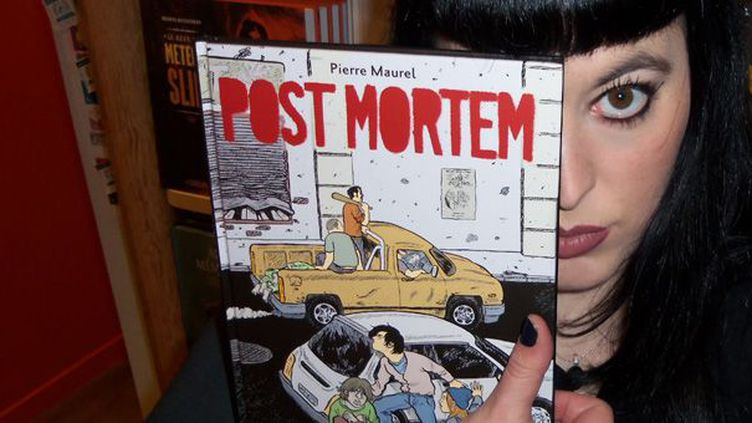 """""""Post Mortem"""", le conseil de lecture de Marie Rameau  (DR)"""