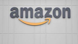 Un centre de distribution Amazon àStaten Island, aux Etats-Unis. (ANGELA WEISS / AFP)