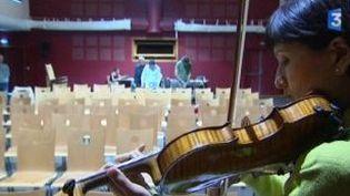 Pierre Boulez au festival Messiaen  (Culturebox)