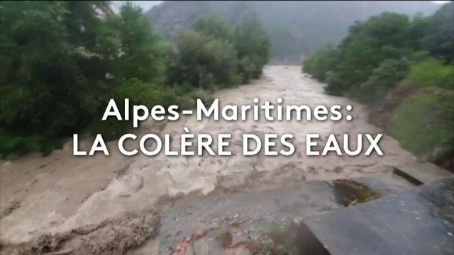 """"""":SCAN"""". Alpes-Maritimes : la colère des eaux"""